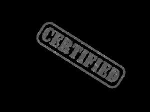 syng4 Zertifiziert